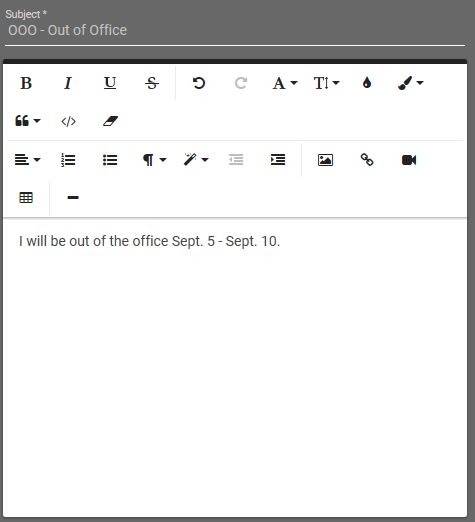 smartermail-autoresponder-message