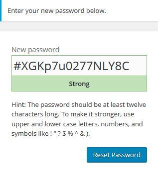 Enter new Password sshot1