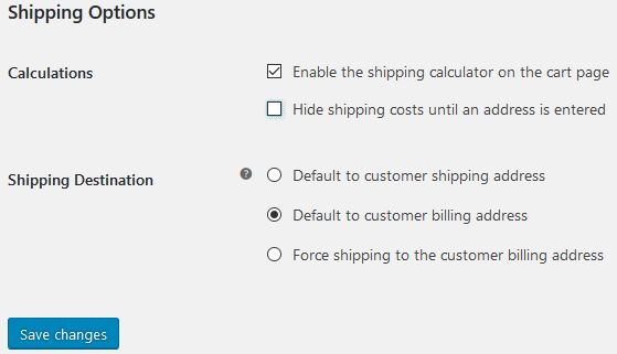 shipping-options