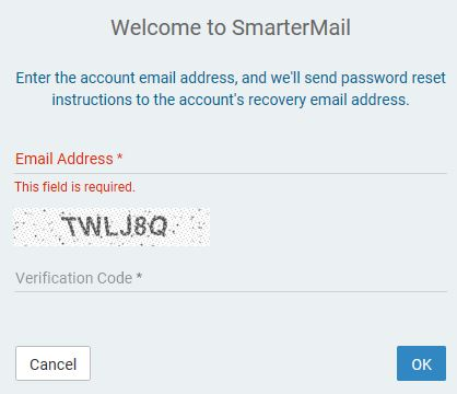 smartermail-forgot-your-password-screen