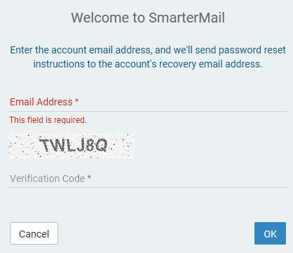 smartermail-forgot-your-password-screen