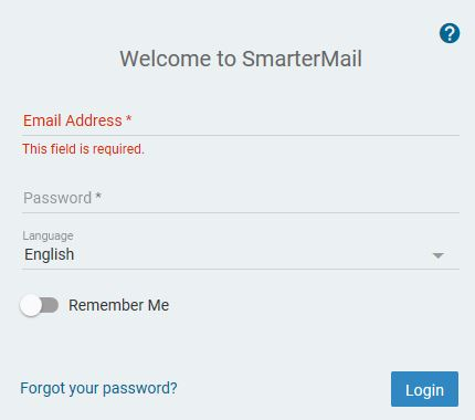 smartermail-login