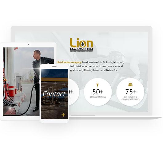 lion-responsive