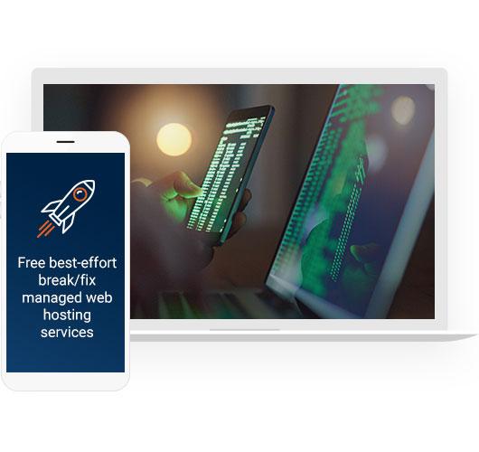 free-break-fix-managed-web-hosting