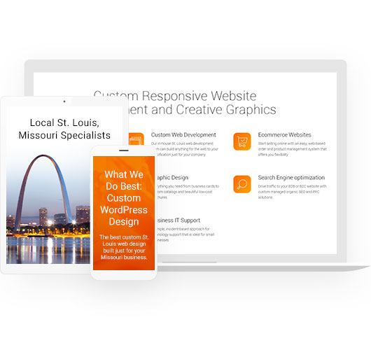 St Louis Web Design Company And Web Developer Iqcomputing