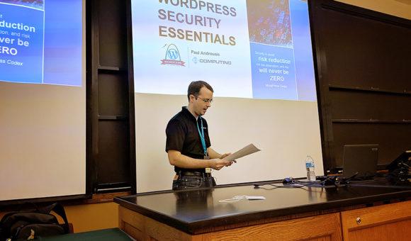 IQComputing at WordCamp St Louis 2018