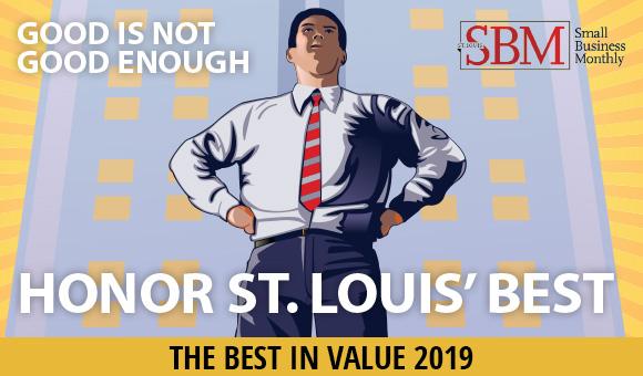 2019 St. Louis Best in Value St. Louis Website Design Company