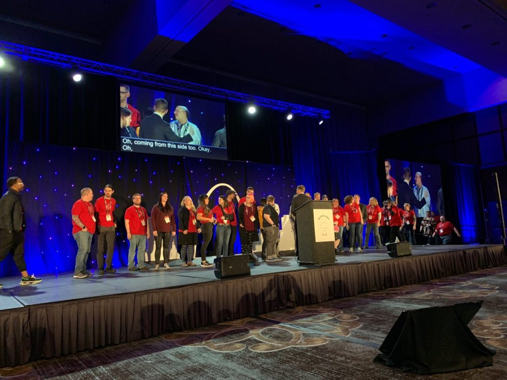 WordCamp US 2019 Volunteers