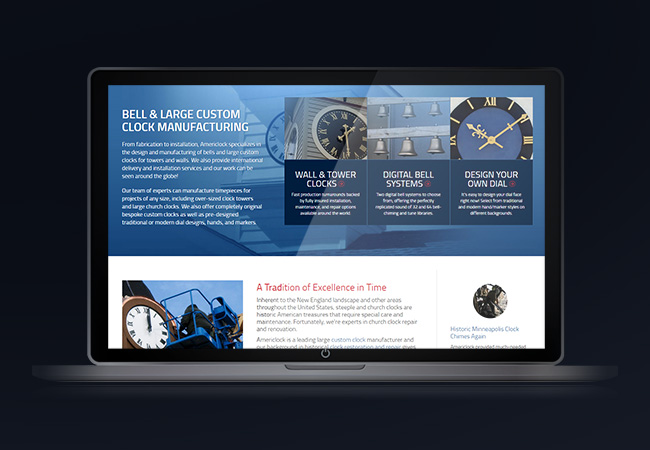 americlock-st-louis-web-design