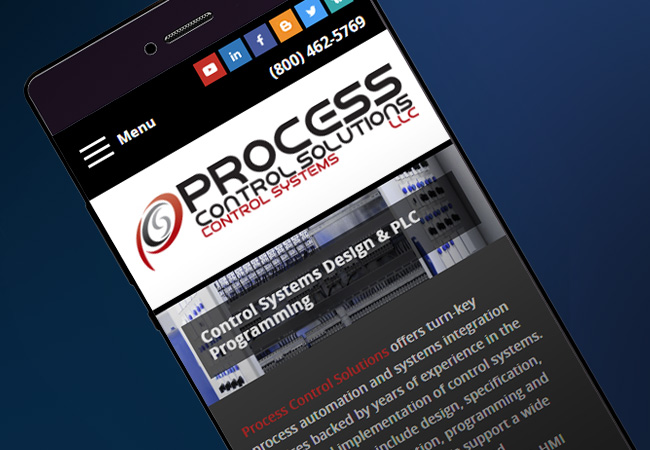 process-control-mobile-web-design