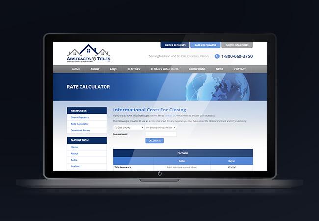 stl-title-company-website-design