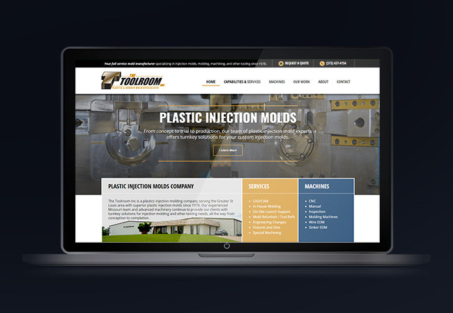custom-plastics-website-design