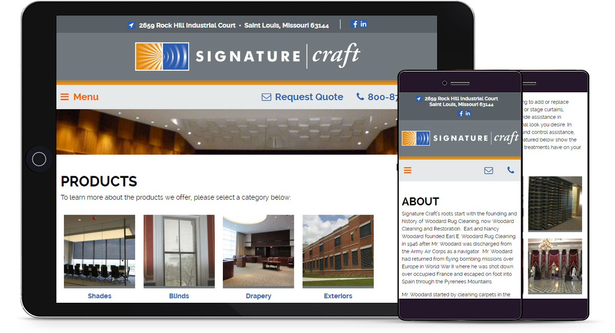 responsive-st-louis-design-signature-craft