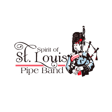 spirit-of-st-louis-pipe-band-logo-design08