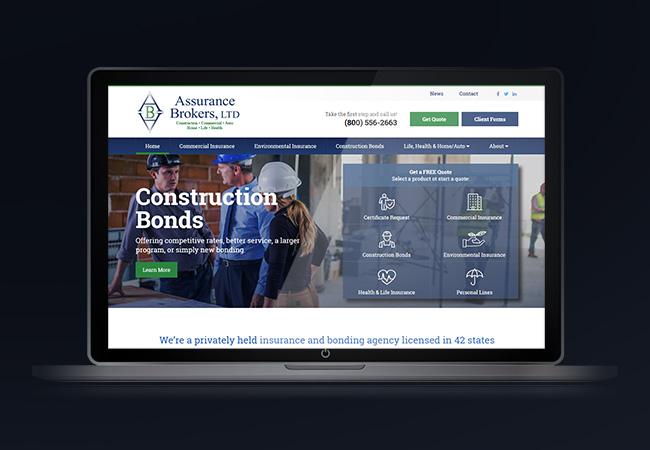 responsive-web-development-insurance