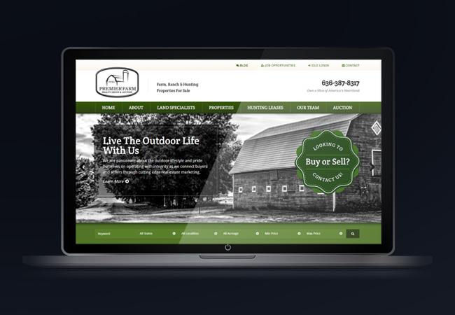responsive-farm-land-website-design-saint-louis