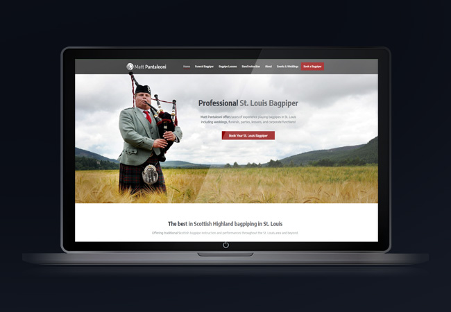 best-responsive-st-louis-bagpipe-website-services