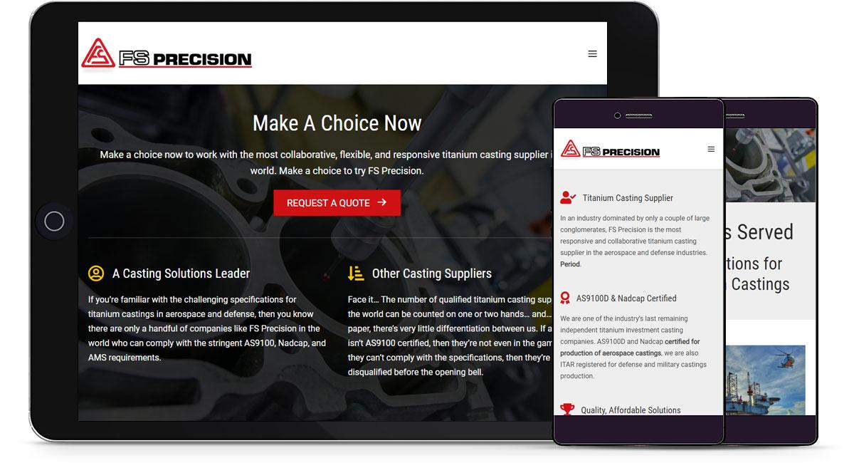 casting-solutions-leader-website-design