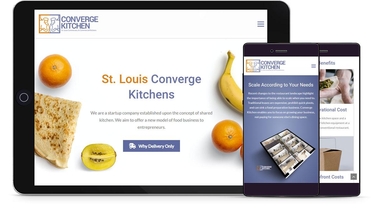 converge-responsive-website
